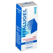 Hyalugel gel buccal, 20 ml