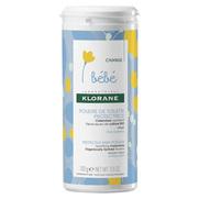 Klorane Bébé Poudre de Toilette Protéctrice au Calendula, 100 g