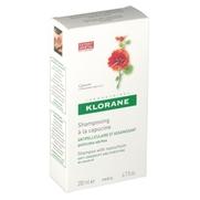 Klorane pellicules sèches  shampooing aux extraits de capucine 200 ml