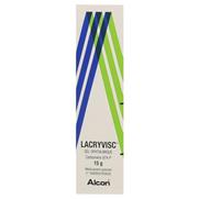 Lacryvisc, 15 g de gel ophtalmique