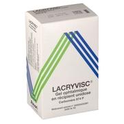 Lacryvisc, 30 unidoses de gel ophtalmique