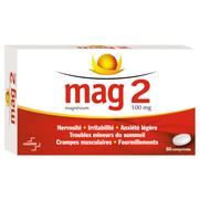 Mag 2 100 mg, 60 comprimés