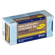 Magnesium/vitamine b6 50 comprimés