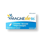 Magnevie b6 100 mg/10 mg, 60 comprimés pelliculés