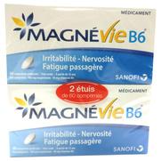 Magnevie B6, 2 x 60 comprimés