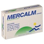 Mercalm, 15 comprimés pelliculés sécables