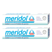 Meridol protection gencives dentifrice, 2 x 75 ml