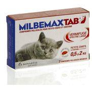 Milbemaxtab comprime a croquer chaton 2