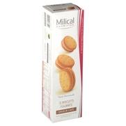 Milical les aides minceur biscuits fourrés café protéinés 220 g