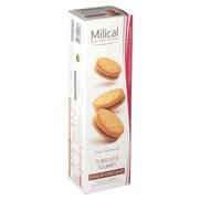 Milical les aides minceur biscuits fourrés chocolat protéinés 220 g