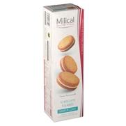 Milical les aides minceur biscuits fourrés coco protéinés 220 g