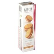 Milical les aides minceur biscuits fourrés noisette protéinés 220 g