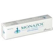 Monazol 2 %, 15 g de crème