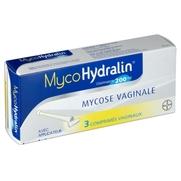 Mycohydralin 200 mg, 3 comprimés vaginaux