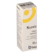 Naaxia, flacon de 10 ml de collyre