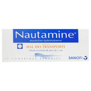 Nautamine, 20 comprimés sécables