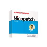 Nicopatch 21 mg/24 h, 7 dispositifs transdermiques