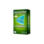 Nicorette 2 mg sans sucre, 105 gommes à mâcher
