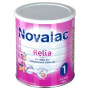 Novalac relia lait 1er age - 800g