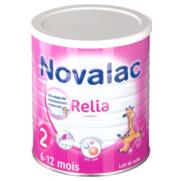 Novalac lait  relia 2e âge - 800g