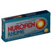 Nurofen rhume, 20 comprimés pelliculés