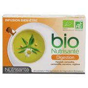 Nutrisante infusion bio digestion sachet 20