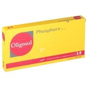 Oligosol phosphore solution buvable, 14 ampoules
