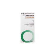 Oxomemazine EG 0,33 mg/ml Sans Sucre, Flacon de 150 ml de Solution Buvable