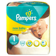 Pampers newbaby change complet 2/5kg 23
