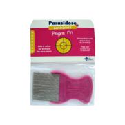 Parasidose peigne poux lentes