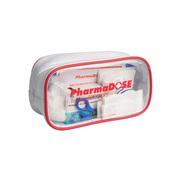 Pharmadose trousse secours face transparente