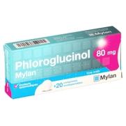Phloroglucinol mylan 80 mg, 10 comprimés orodispersibles