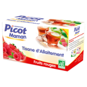 Picot tisane d'allaitement fruits rouges - 20 sachets