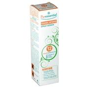 Puressentiel sommeil detente spray 12 huiles essentielles, spray de 75 ml