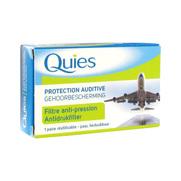 Quies protection auditive spécial avion adulte - 1 paire
