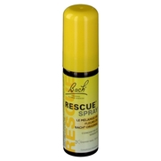 Rescue bach spray, spray de 20 ml
