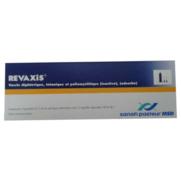 Revaxis, 1 seringue préremplie de suspension injectable