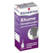Rhinedrine, flacon de 13 ml de solution pour pulvérisation nasale