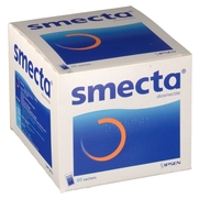 Smecta orange vanille, 30 sachets