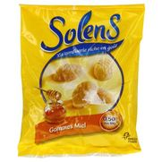 Solens tradition gommes miel x20, 100 g