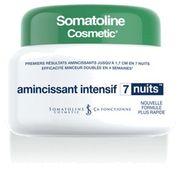 Somatoline cosmetic traitement amincissant intensif nuit - 400ml