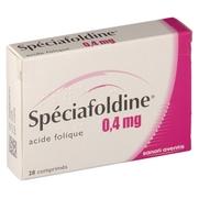 Speciafoldine 0,4 mg, 28 comprimés