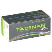 Tadenan 50 mg, 60 capsules molles