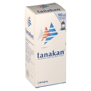 Tanakan 40 mg/ml, flacon de 30 ml de solution buvable