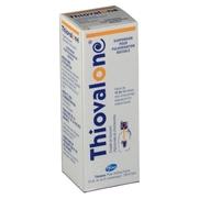 Thiovalone, flacon de 12 ml de suspension pour pulverisation buccale