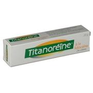 Titanoreine a la lidocaine 2 %, 20 g de crème rectale