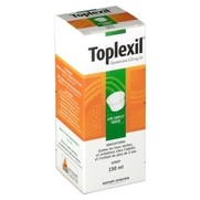 Toplexil 0,33 mg/ml, flacon de 150 ml de sirop