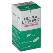 Ultra-levure 50 mg, 20 gélules