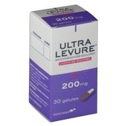 Ultralevure 200 mg, 10 gélules