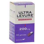 Ultralevure 200 mg, 30 gélules